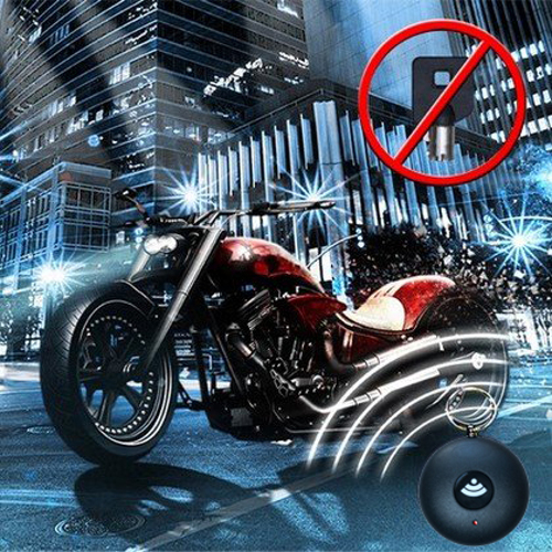Motorcycle Keyless Ignition