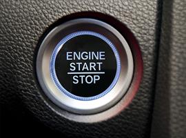 Honda Civic Btn WH In Dash