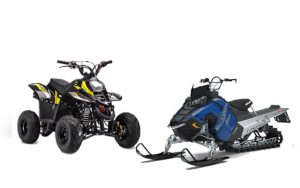 ATV and Snowmobile Keyless Ignition Systems