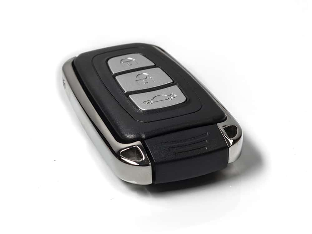 Aftermarket Push Button Start System OEM Fob 2