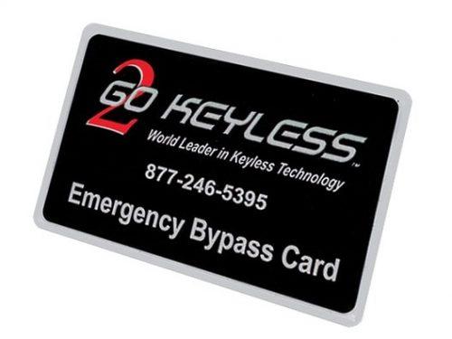 Emergency-Bypass-Card