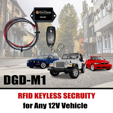 RFID M1 Security